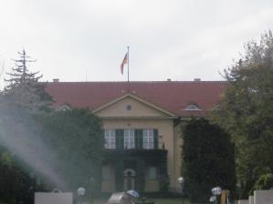 German embassy in Ankara, Turkey