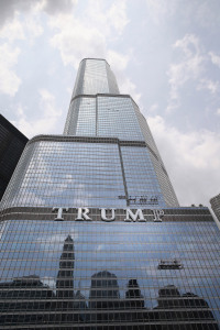 The Trump Tower in Chicago Photo: Getty Images