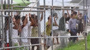 Refugees at Manus Island